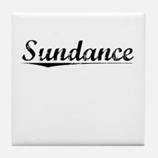 Sundance, Vintage Tile Coaster