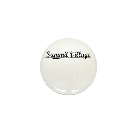 Summit Village, Vintage Mini Button
