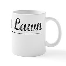 Summit Lawn, Vintage Mug