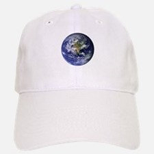 Earth Baseball Baseball Cap