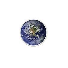 Earth Mini Button (10 pack)