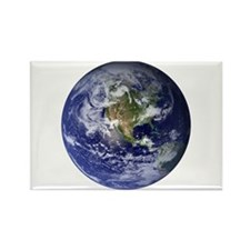 Earth Rectangle Magnet (10 pack)