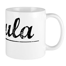 Tchula, Vintage Mug