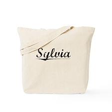 Sylvia, Vintage Tote Bag
