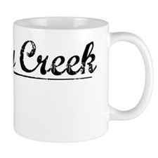 Thorny Creek, Vintage Mug
