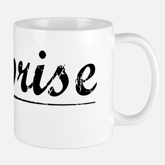 Surprise, Vintage Mug