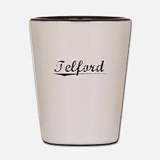 Telford, Vintage Shot Glass