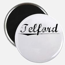 Telford, Vintage Magnet