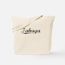 Tahuya, Vintage Tote Bag
