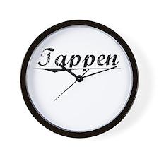 Tappen, Vintage Wall Clock