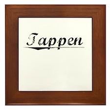 Tappen, Vintage Framed Tile
