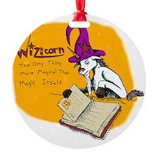 Wizicorn Ornament