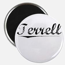 Terrell, Vintage Magnet