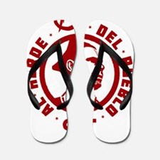 Durruti Anarchism Flip Flops