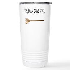 drive stick Travel Mug