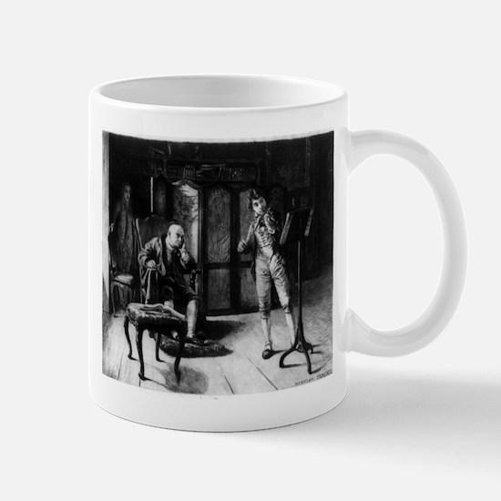 His boy's boy - Ignaz Marcel Gaugengigl - 1889 Mug