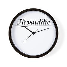 Thorndike, Vintage Wall Clock