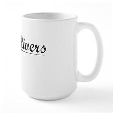 Twin Rivers, Vintage Mug