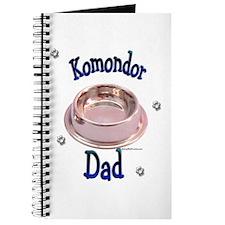 Komondor Dad Journal