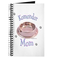 Komondor Mom Journal