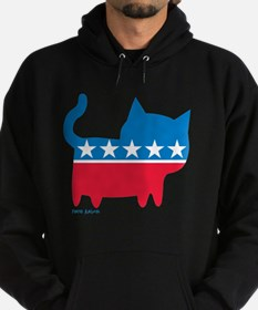 THE CAT PARTY Hoodie (dark)
