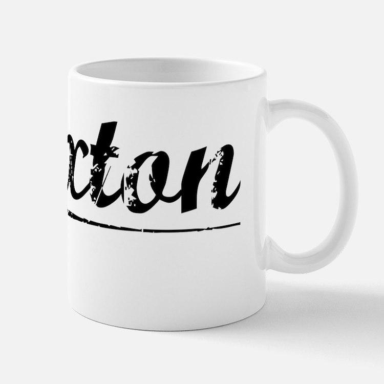 Truxton, Vintage Mug