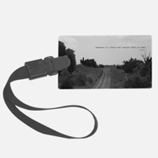 Aeschlyus Quote Luggage Tag
