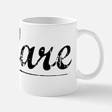 Tulare, Vintage Mug