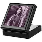 Joan of Arc Keepsake Box
