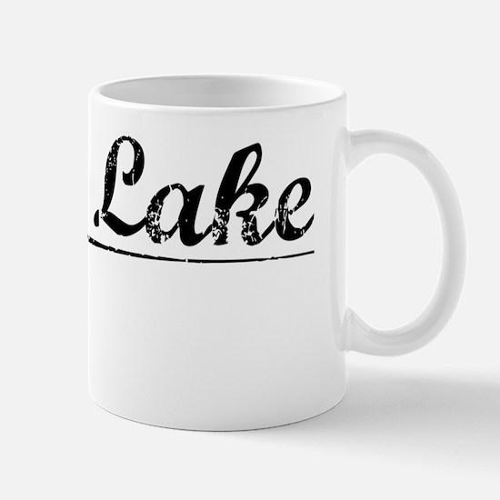 Torch Lake, Vintage Mug