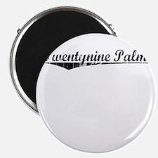 Twentynine Palms, Vintage Magnet