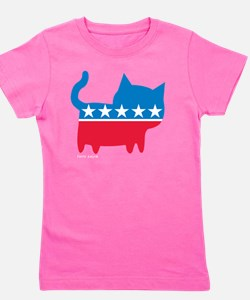 THE CAT PARTY Girl's Tee