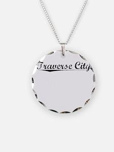 Traverse City, Vintage Necklace