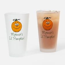 Mormors Little Pumpkin Drinking Glass