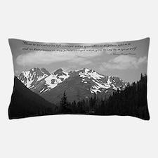 Thoreau Quote Pillow Case