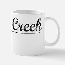 Turtle Creek, Vintage Mug