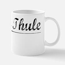 Ultima Thule, Vintage Mug