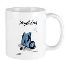 Skydiving Equiptment and Gear Mug