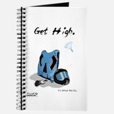 Skydiving Equiptment - Get High Journal