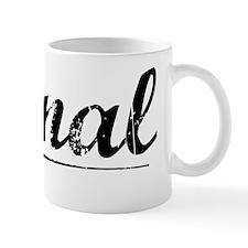 Vernal, Vintage Mug