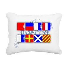 Beat Army Rectangular Canvas Pillow