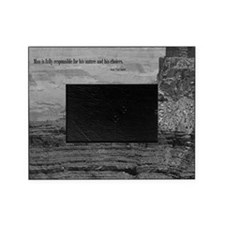 Sartre Quote Picture Frame