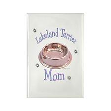 Lakeland Terrier Mom Rectangle Magnet