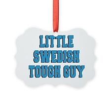 Little Swedish Tough Guy Ornament