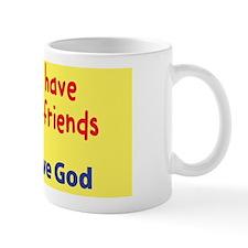 Children Have Imaginary Friends Mug