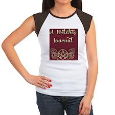 A Witches journal2 Women's Cap Sleeve T-Shirt