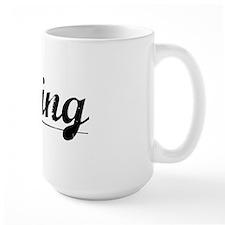 Viking, Vintage Mug