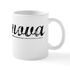 Villanova, Vintage Mug