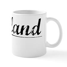 Vineland, Vintage Mug