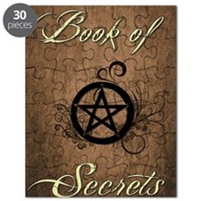 Book of secrets Puzzle